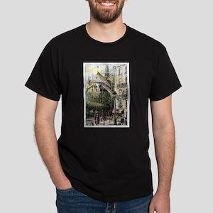 Paris 4 Dark T-Shirt