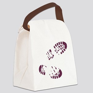 girlmove2 Canvas Lunch Bag