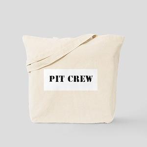 Pit Crew (Original) Tote Bag