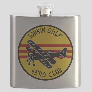 Tonkin Aero Club Flask