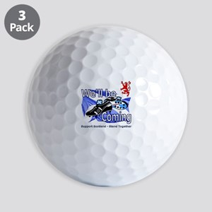 Well be Coming stand together Golf Balls