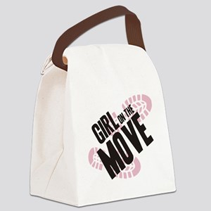 girlmove Canvas Lunch Bag