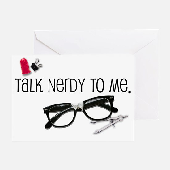 talknerdy-mp-more Greeting Card