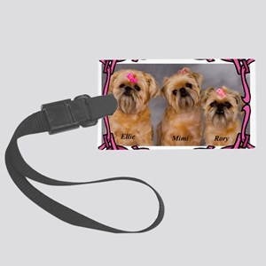 cover Large Luggage Tag