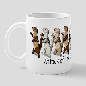 March of the Energized Ferrets Mug