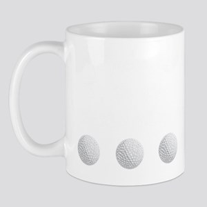 Golf mark twain light Mug