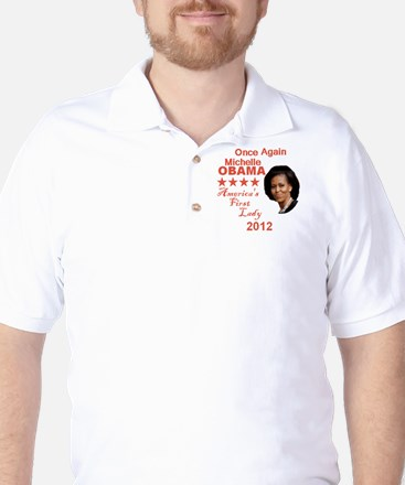 Michelle 2012 Golf Shirt