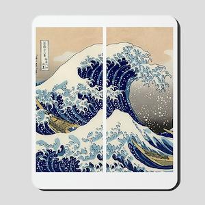 great_wave_flip_flops Mousepad