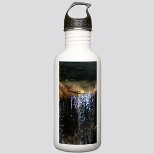 Close-Up of a Waterfal Stainless Water Bottle 1.0L