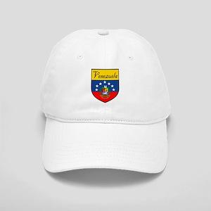Venezuela Flag Crest Shield Cap