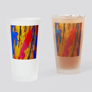 painted_bark copy Drinking Glass