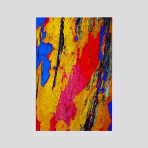 painted_bark copy Rectangle Magnet
