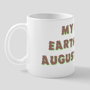 First Eartquake 2011 flat Mug