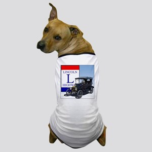 LincolnHighway-10 Dog T-Shirt