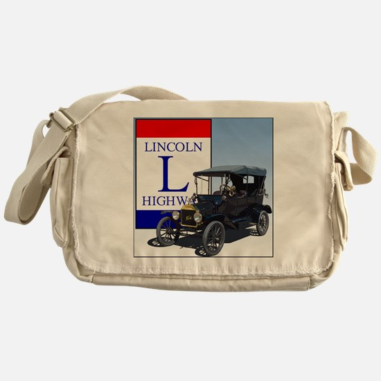 LincolnHighway-10 Messenger Bag