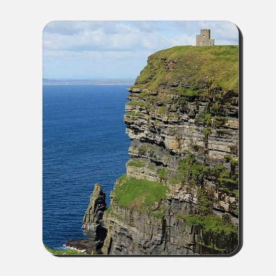 Ireland 01 text Mousepad