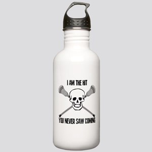 Lacrosse Never Saw Stainless Water Bottle 1.0L
