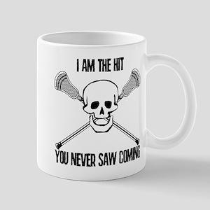 Lacrosse Never Saw Mug