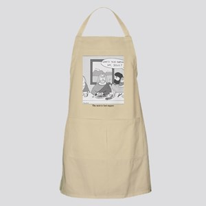 The Next to Last Supper Apron