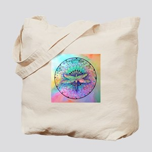 dragonfly bright Tote Bag