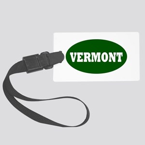 vermont template  Large Luggage Tag
