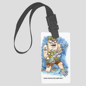 Navy Seal Large Luggage Tag