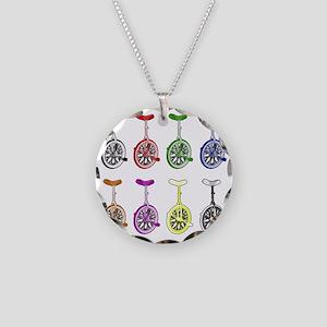 uni1b Necklace Circle Charm