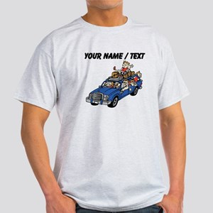 Custom Family Roadtrip T-Shirt
