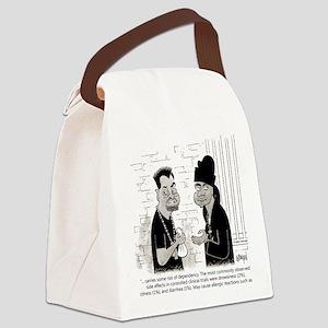 DrugDeal_450 Canvas Lunch Bag