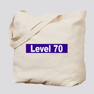 Level 70 Tote Bag