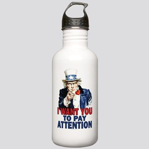 16x20_print_SM_pay_att Stainless Water Bottle 1.0L