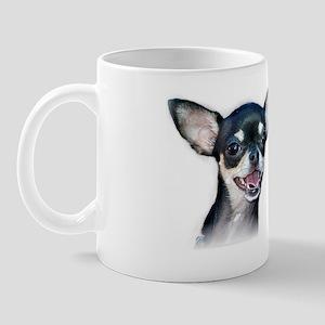 flip flops chihuahua Mug