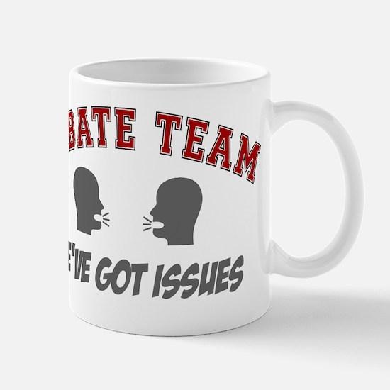 debate team Mug