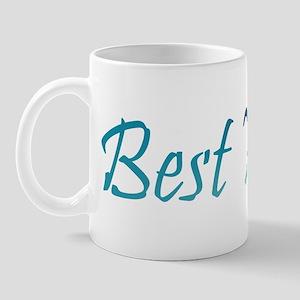 Best Man - Sea Blue Mug