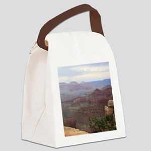 calendar_12 Canvas Lunch Bag