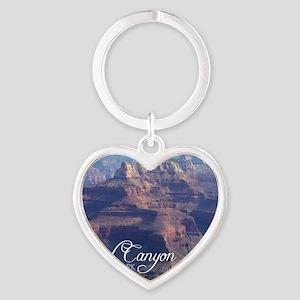 calendar_09b Heart Keychain