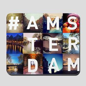 #AMSTERDAM Mousepad