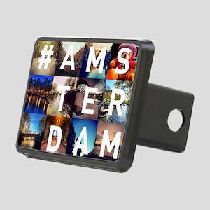 #AMSTERDAM Rectangular Hitch Cover