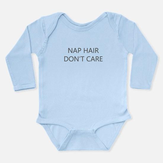 Nap Hair Don't Care Body Suit