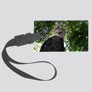 Harpy Eagle Large Luggage Tag