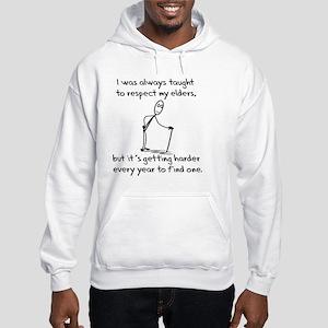 RespectElders Hooded Sweatshirt
