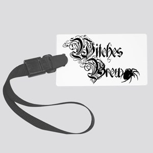 Witches Brew 1 Large Luggage Tag
