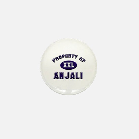 Property of anjali Mini Button