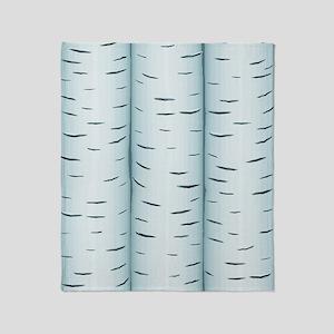 Birch Throw Blanket