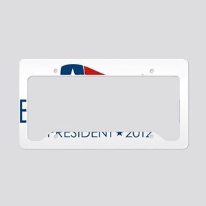 SQ_bachmann_flag_05 License Plate Holder