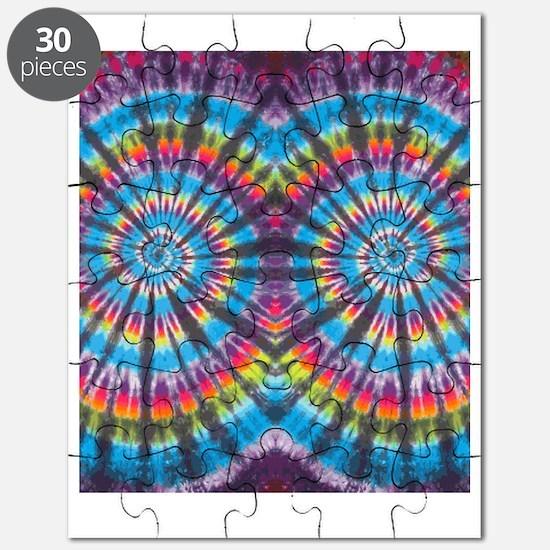 Rainbow Swirl FF Puzzle