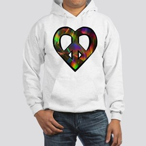 abstract pattern_5x Hooded Sweatshirt