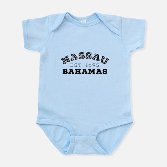 Nassau Bahamas Body Suit