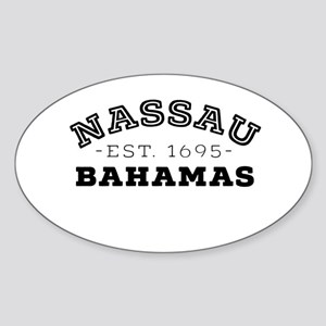 Nassau Bahamas Sticker