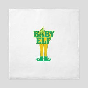 Baby Elf Queen Duvet
